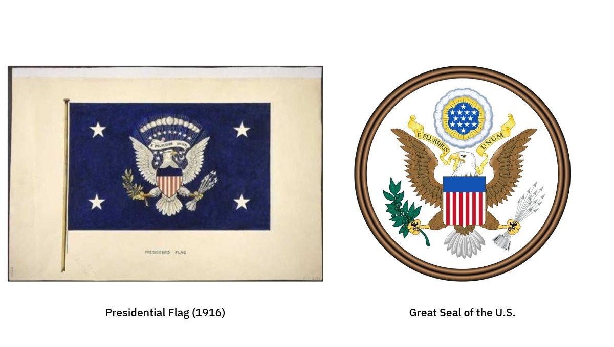 Does The U S Presidential Seal Change