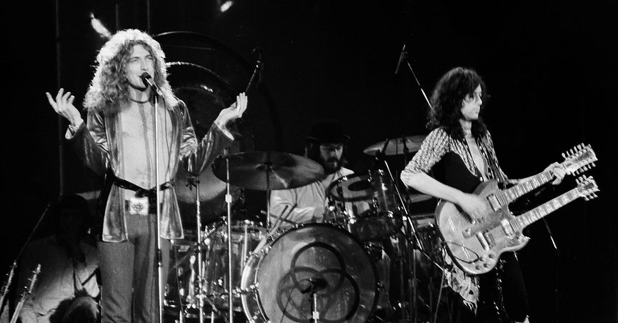 9964c41b FACT CHECK: Did Members of Led Zeppelin Pleasure a Groupie with a ...