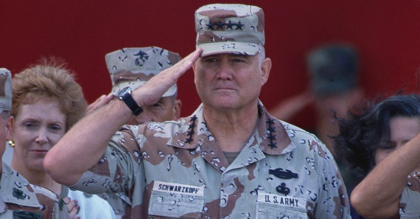 The claim is that in 2001 former General Norman Schwarzkopf said of the perpetrators of the 9/11 attacks Forgiving them is God's function Our job is simply to arrange the meeting.