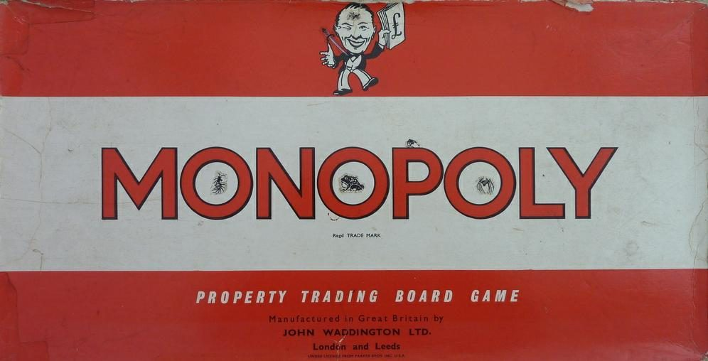 Were Escape Kits Smuggled to WWII POWs in Monopoly Games?