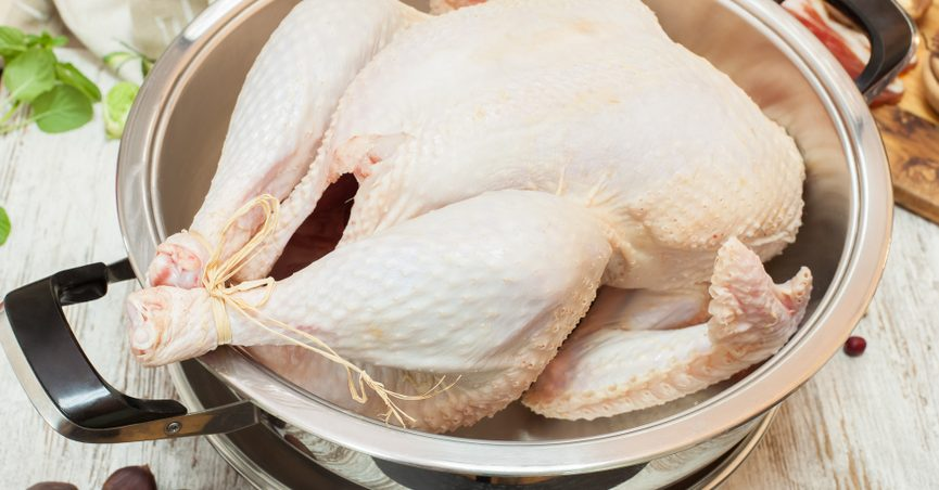 Fact Check Did Julia Child Drop A Turkey On The Floor And Cook It