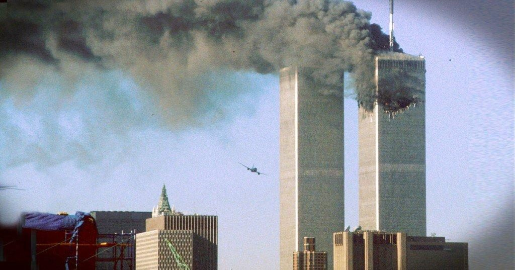 James Woods Saw the 9/11 Terrorists?