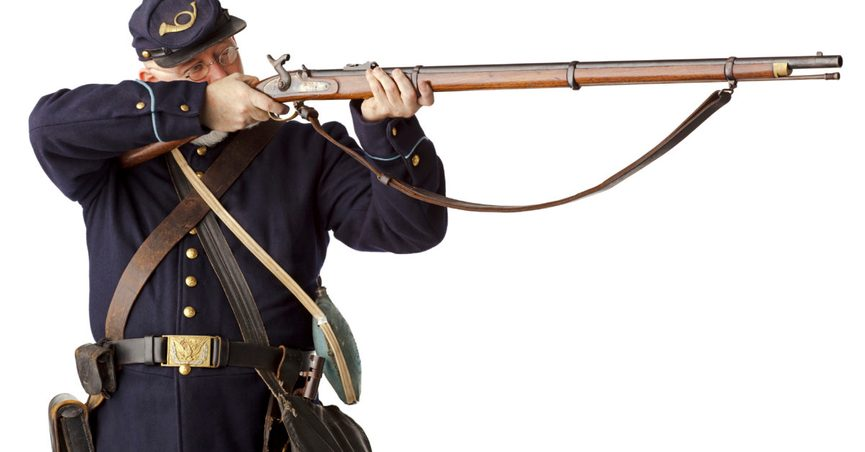 Did A Woman Become Pregnant From A Civil War Bullet