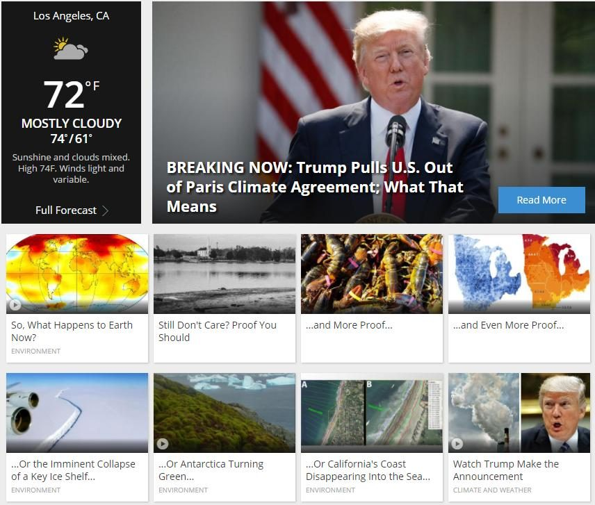 Did a Weather Channel Co-Founder Disprove Climate Change?