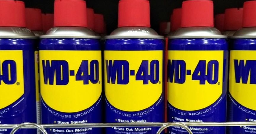 Is a 1964 WD-40 Ad Full of Sexual Innuendo?
