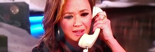 Leah Remini Didnt Find Out During Ellen Degeneres Show That Her Husband Was Cheating On Her