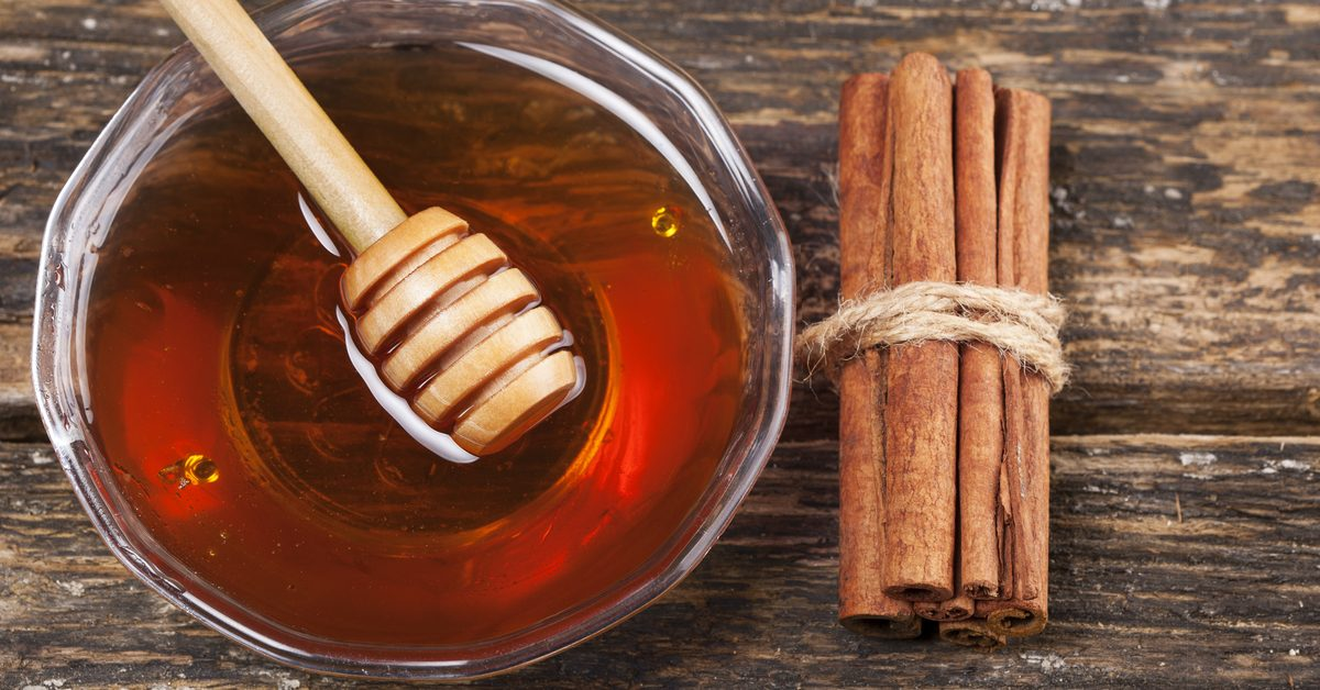 Honey cinnamon hot water weight loss