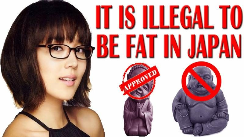 You Cant Go Wrong Blaming Illegal >> Fact Check Is It Illegal To Be Fat In Japan