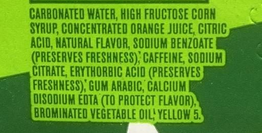 FACT CHECK: Does Mountain Dew Contain a Chemical Known as BVO?