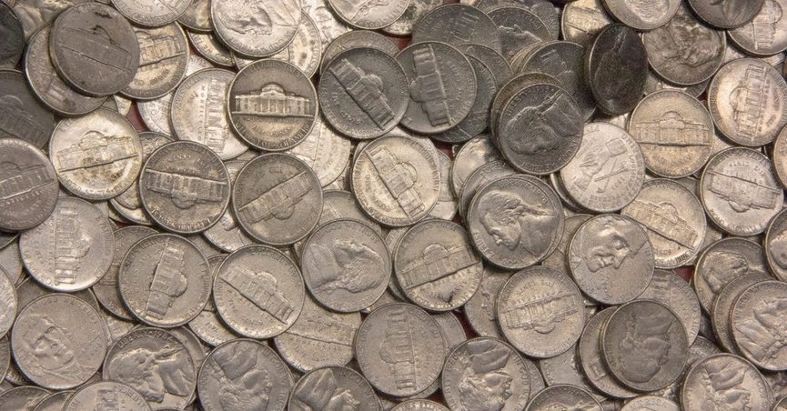 Image result for TONS OF NICKELS