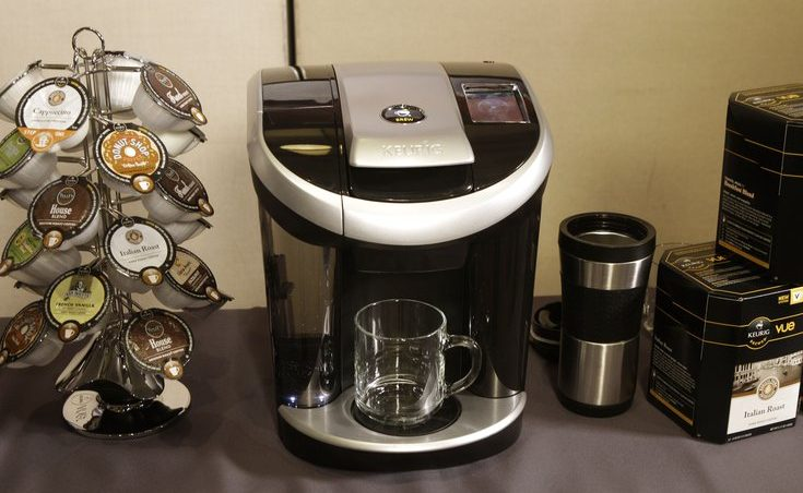 Keurig Coffee Maker Mold Warning