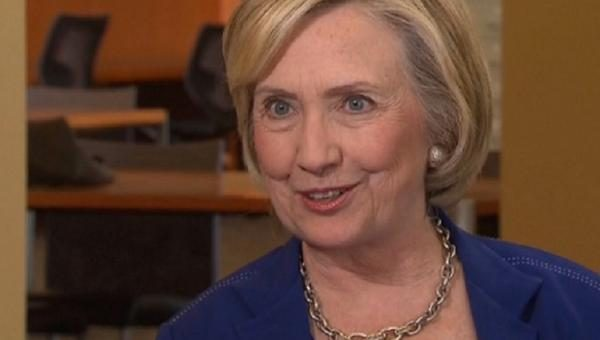 Excellent answer, hillary clinton fucking dick you tell