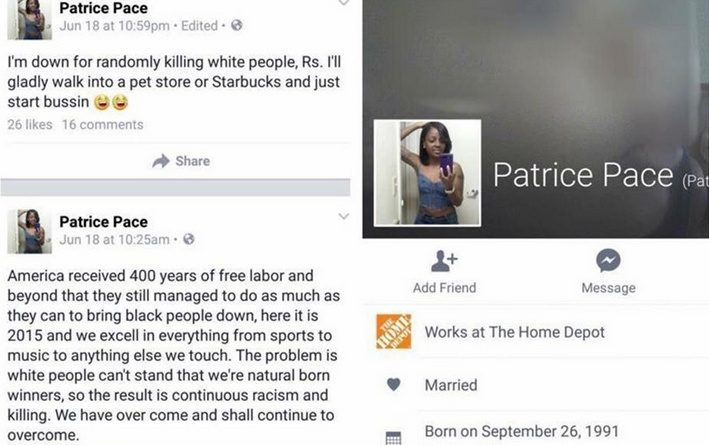 Home Depot Employee Racism Controversy