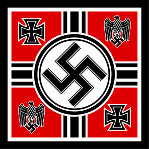flag of the Wehrmacht Commander-in-Chief