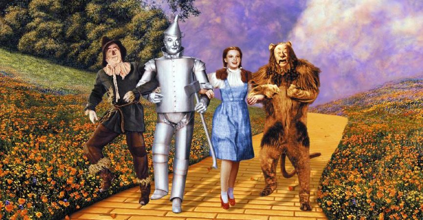 when is the wizard of oz set
