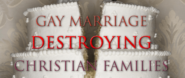 christian divorce gay marriage