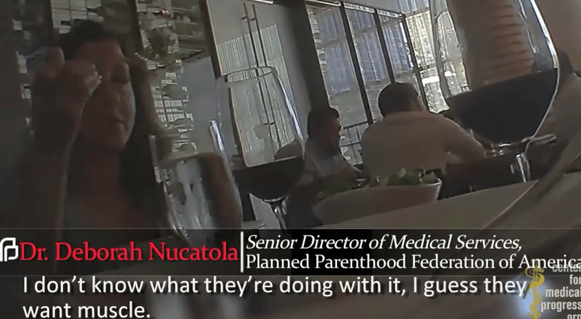 Does This Video Prove Planned Parenthood Sells Fetal Tissue Illegally?