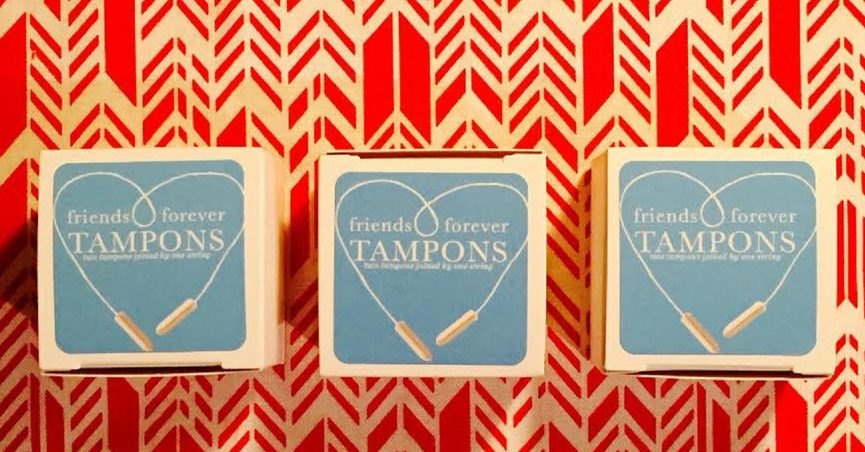 forever friends tampons