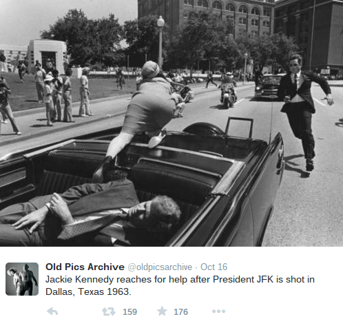 jfk reenactment