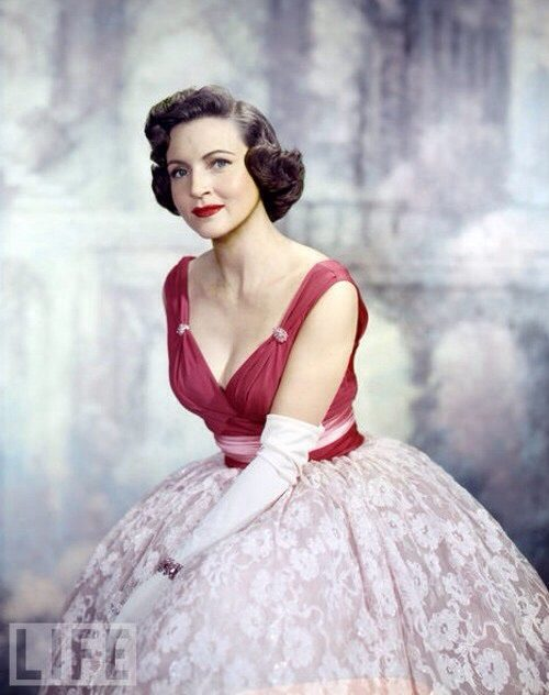 betty white in her 30s