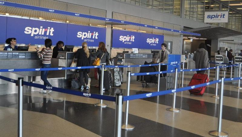 Spirit Airlines Check In >> Spirit Airlines Disses On Leave Soldier