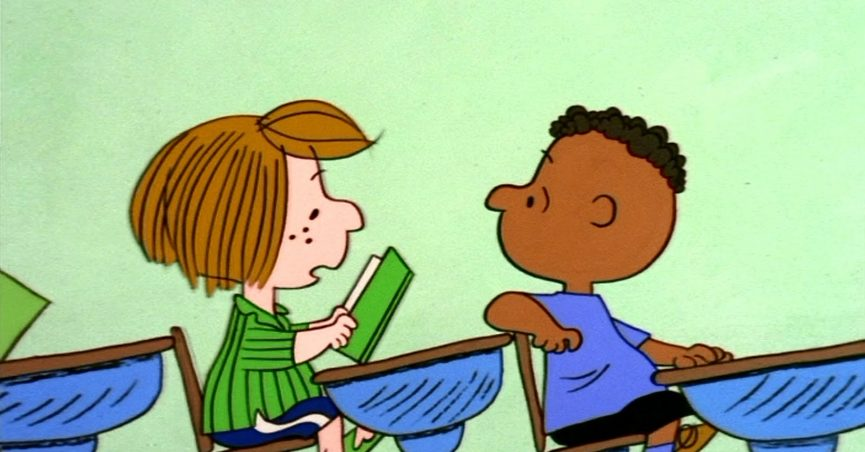 Charlie Brown Christmas Racist.You Re A Racist Charlie Brown