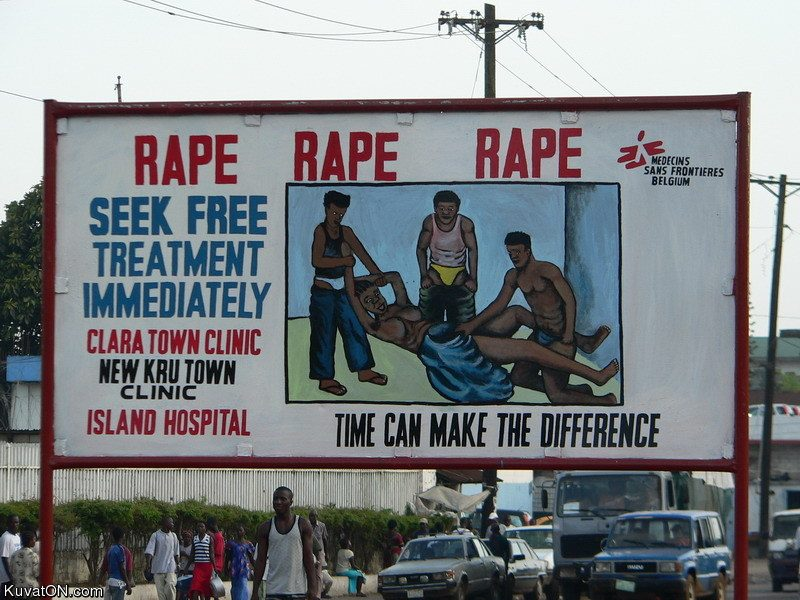 rape billboard real