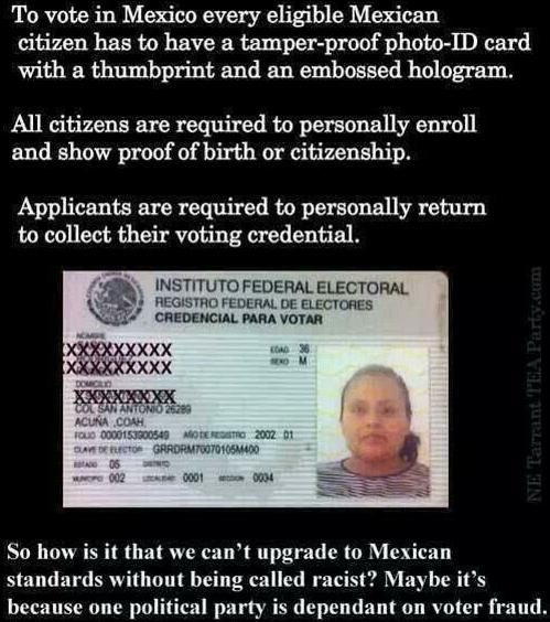 How to Vote in Mexico