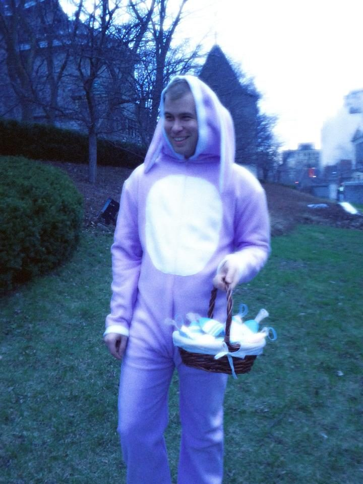 second easter bunny