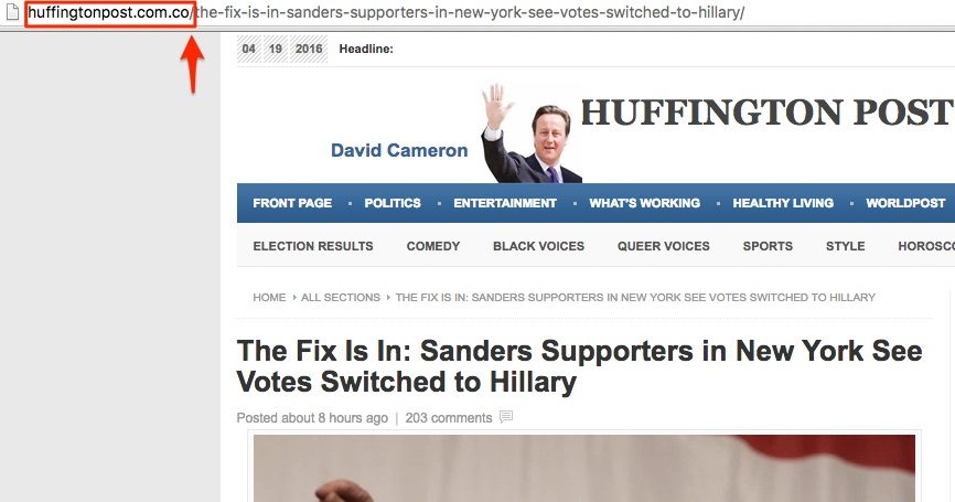The_Fix_Is_In__Sanders_Supporters_in_New_York_See_Votes_Switched_to_Hillary_-_Huffington_Post___Huffington_Post2