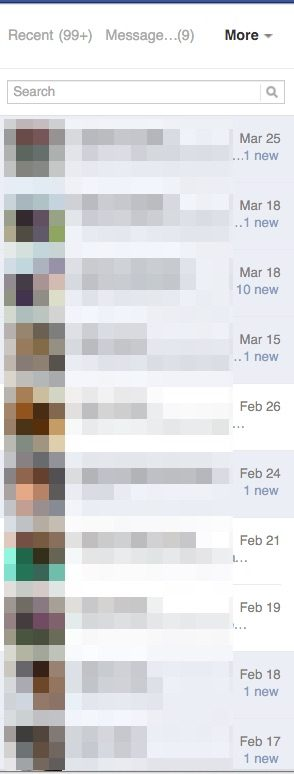 facebook hidden messages 7