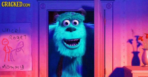 cracked monsters inc