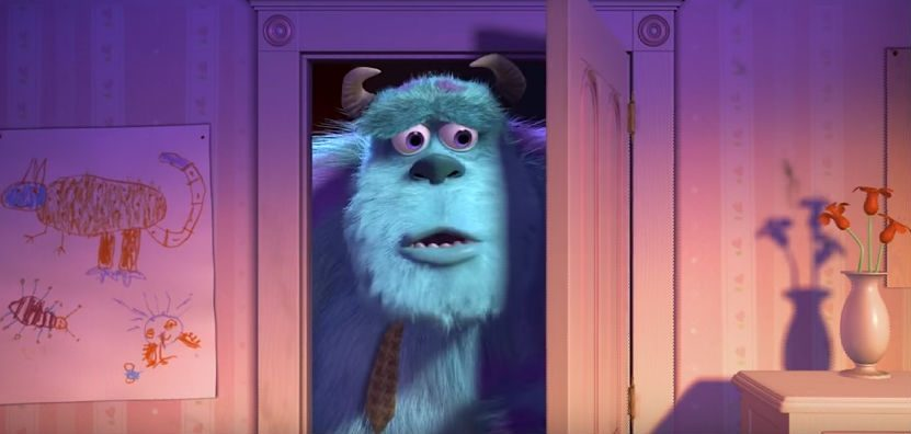 Fact Check Hidden Sex Drawing In Monsters Inc Scene