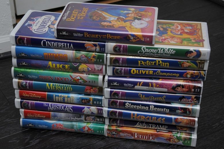 Are Black Diamond Disney Vhs Tapes Worth Thousands Of Dollars