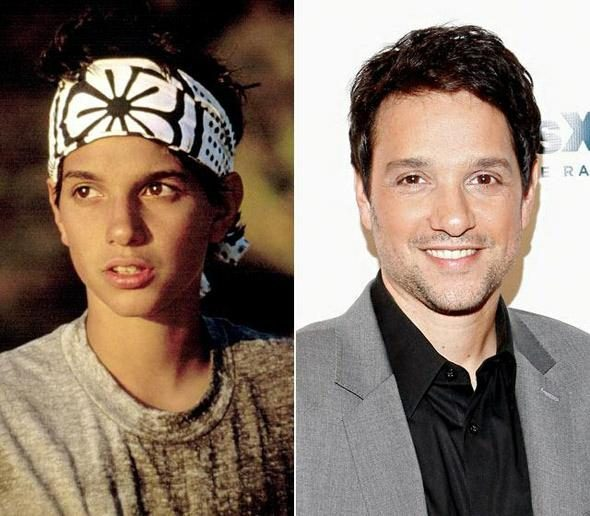 Ralph Macchio eight is enough