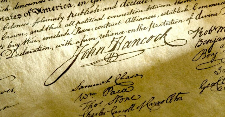 Sample Essay For High School Students A Popular Essay Outlines The Fates Of The Signers Of The Declaration Of  Independence But Many Of Its Details Are Inaccurate Argument Essay Topics For High School also English 101 Essay What Happened To The Declaration Of Independence Signers Best English Essay