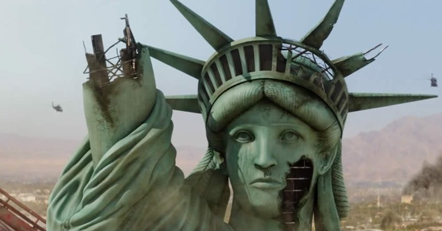 They Were Tearing Down Liberty >> Fact Check Obama To Remove Statue Of Liberty Because It Offends Muslims