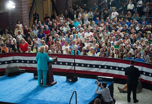 clinton audience 2