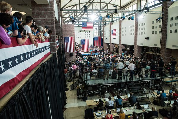 clinton audience 3
