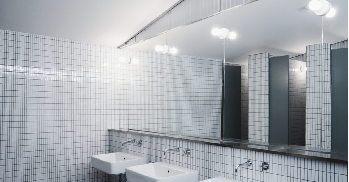Fact Check How To Spot A Two Way Mirror, 2 Way Mirror Bathroom