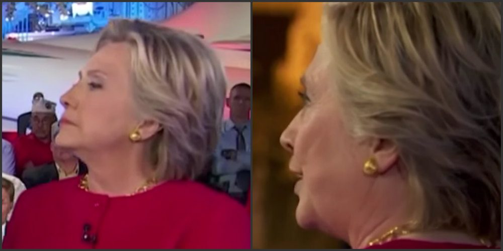 clinton earpiece youtube