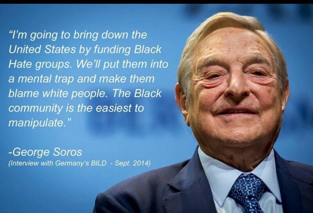 Fact Check George Soros Said Im Going To Bring Down The Us By