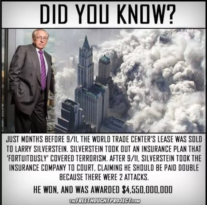 Did A Wtc Leaseholder Buy Terrorism Insurance Just Before 9 11