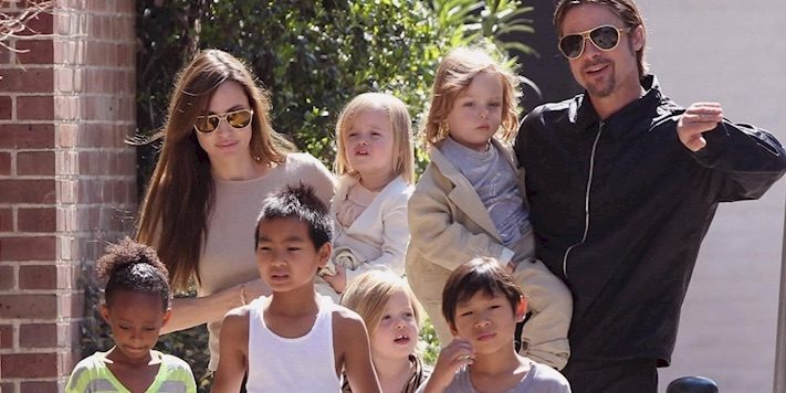 Angelina Jolie to Send All Six Children Back to an Orphanage
