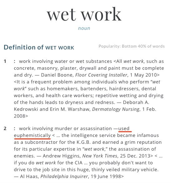 Wet_Work___Definition_of_Wet_Work_by_Merriam-Webster