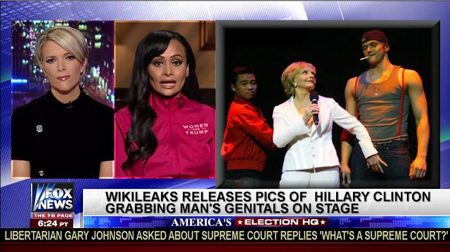 Wikileaks Releases Candid Photos Of Hillary Clinton Grabbing A Man S