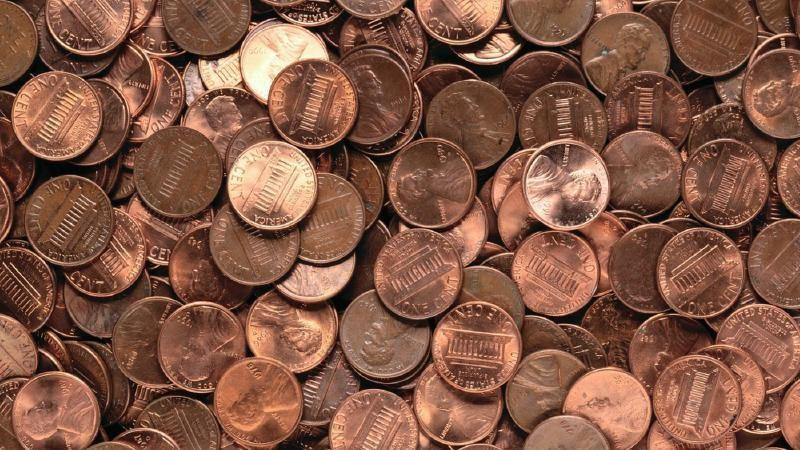 100 Lucky Pennies Scattered Across The U S Are Worth