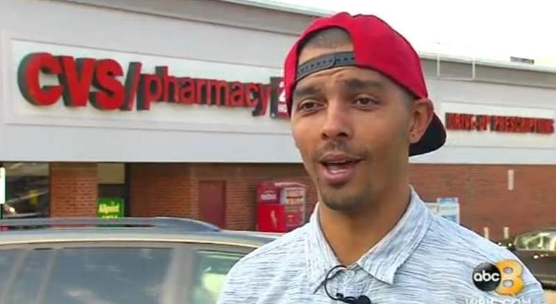 CVS Workers Hide From Virginia Man 'Asking for Cheese'