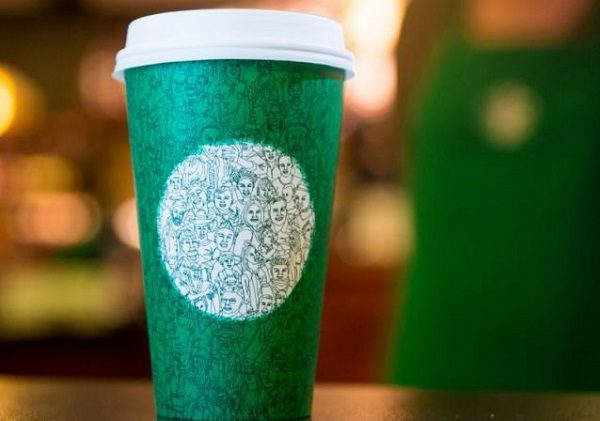Starbucks Christmas Cups 2019.Starbucks New Cups Already A Source Of Controversy