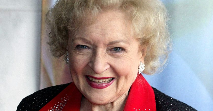 10 Pictures That Prove Betty White Has Always Been a Babe